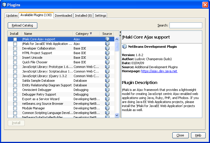 How to Install the Scala plugin for NetBeans on Windows XP