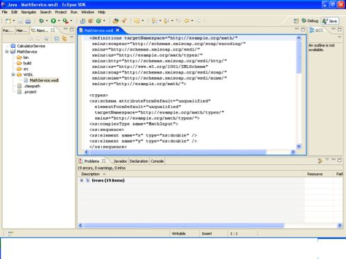 Web Services Development with Axis2 and Eclipse - DZone