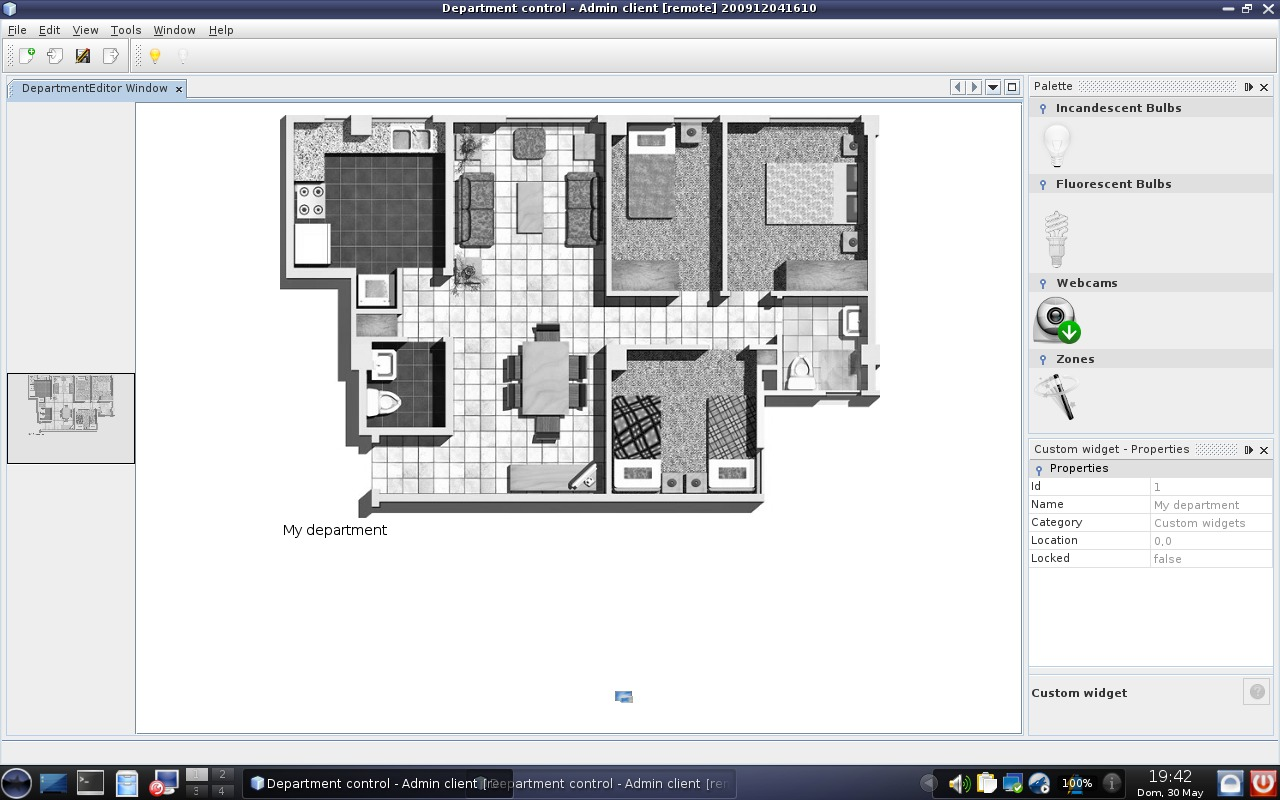 Home Automation Design with PLCBUS on the NetBeans Platform