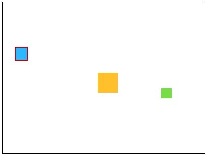Making and Moving Selectable Shapes on an HTML5 Canvas: A Simple