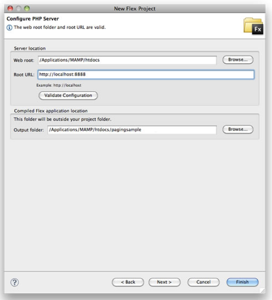 how to create a paging file
