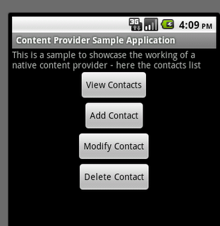 Contacts API 2 0 and above | Android Developer Tutorial