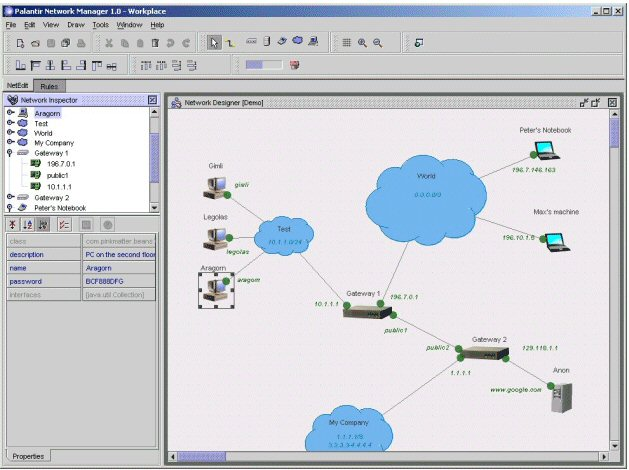 Interview: Intelligence Gathering Software on the NetBeans