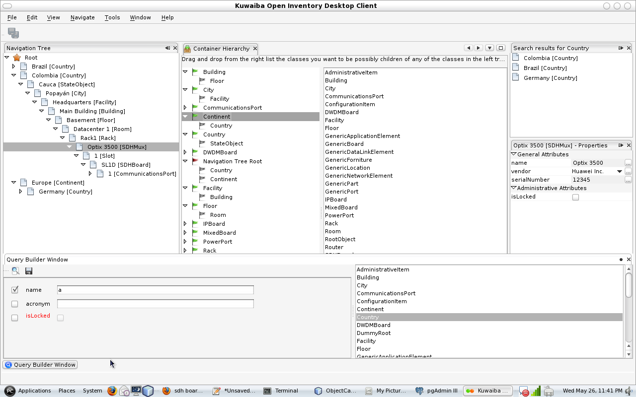 Interview: Network Inventory Manager on the NetBeans Platform