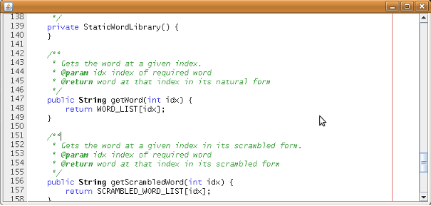 If You In The Left Column Of Editor Can Configure Its Properties For Exle That Line Number Should Be Displayed Java