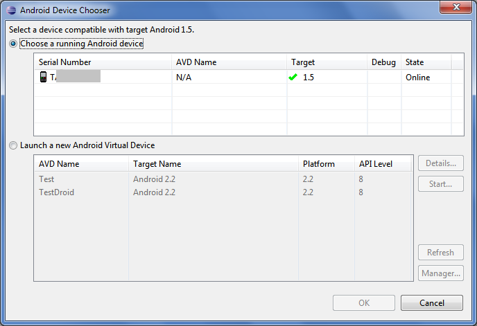 Android and Windows Phone 7 - Part 3 – Debugging on the device - DZone