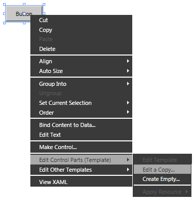 Wpf Kid Stuff Extracting A Control Template Dzone