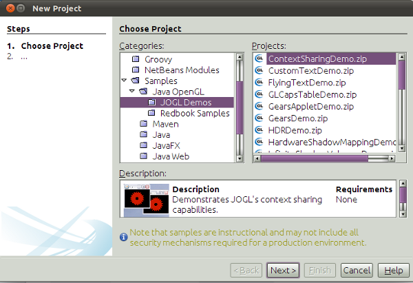 Getting Started with JOGL on the NetBeans Platform - DZone Java