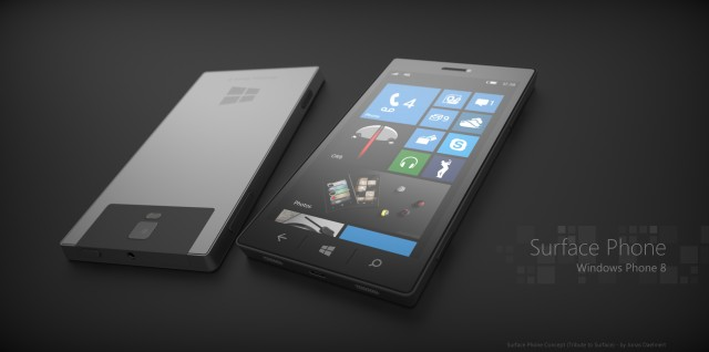 Surface Phone Concepts
