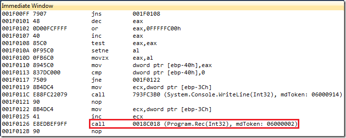 The Case of The Failed Demo – StackOverflowException on x64