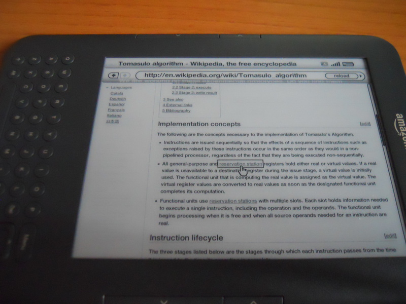 read research papers on kindle